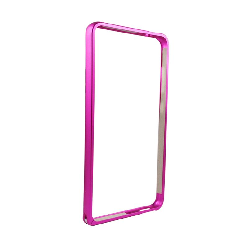 Delcell Pink Bumper for Redmi 2S
