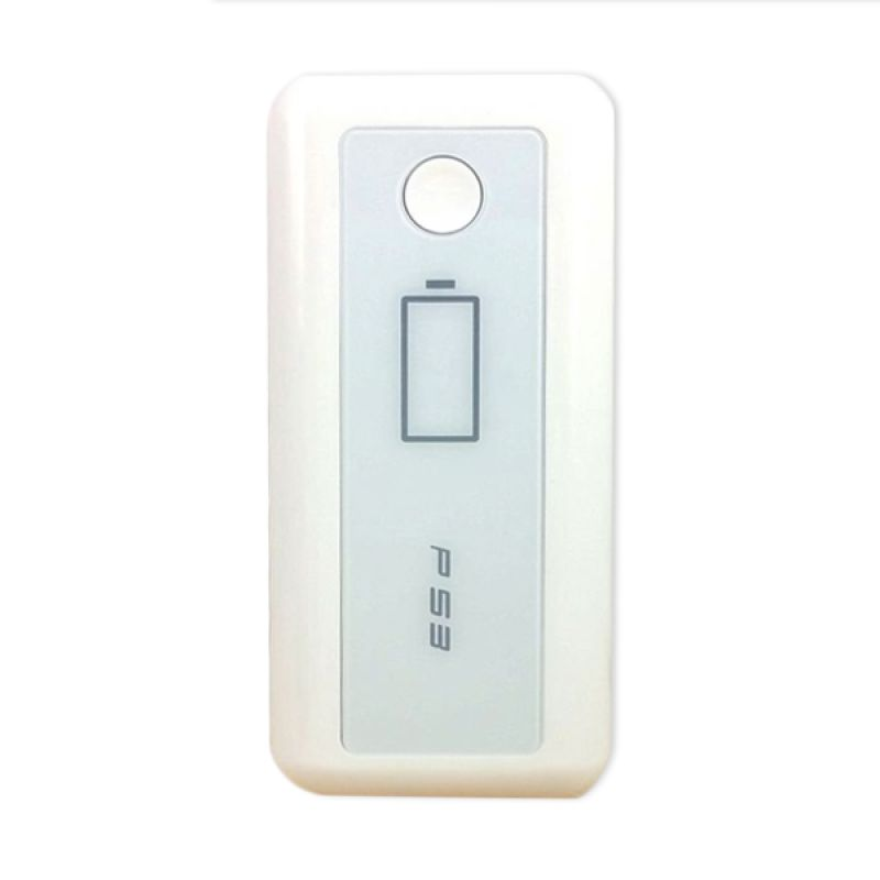 Delcell Power Bank P53 Samsung Cell - Putih