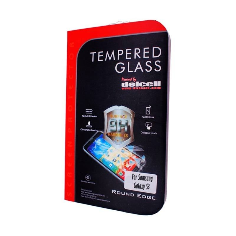 Delcell Samsung Galaxy S3 Tempered Glass Screen Protector