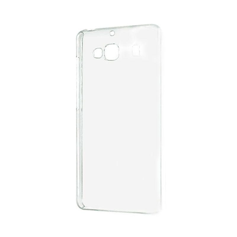 Delcell Slim Putih Transparant Casing for Xiaomi Redmi 2S