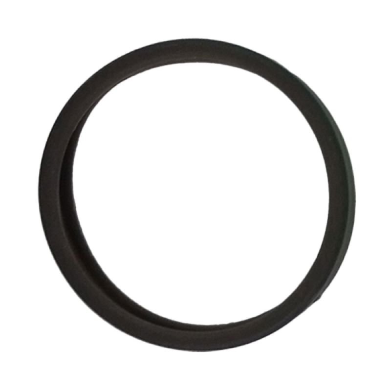 Delcell Universal Rubber Ring Black Bumper for Smartphone