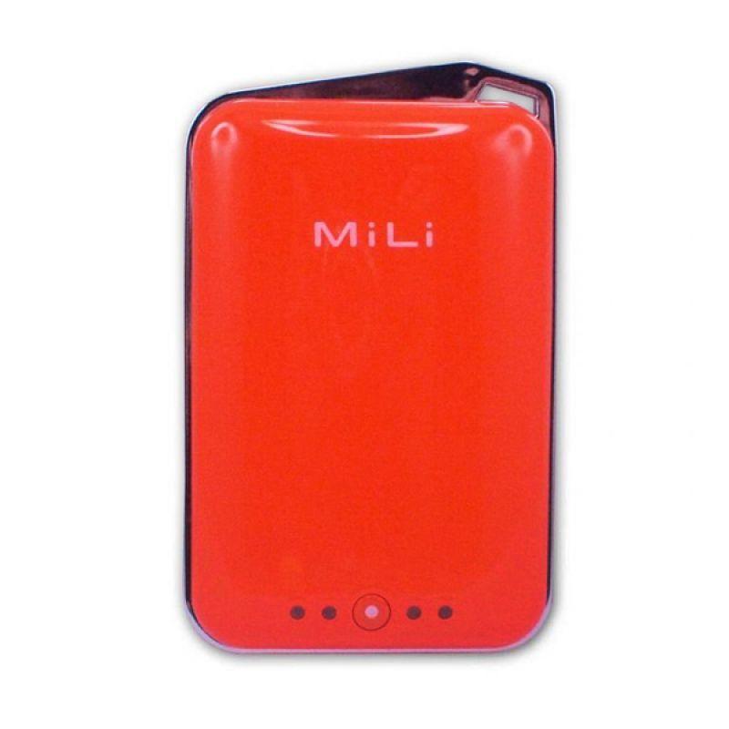 MiLi Power Crystal - 2000mAh - Orange