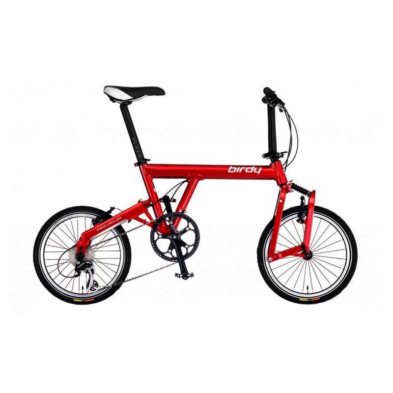 harga Delta Cycle New Classic Birdy Red Sepeda Lipat Blibli.com