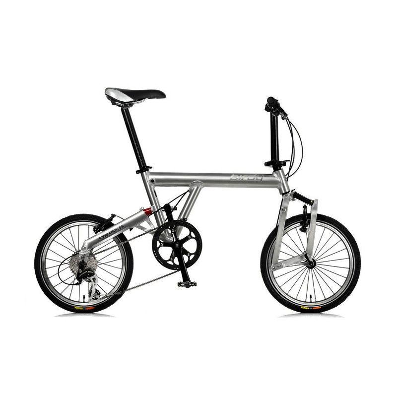 Delta Cycle New Classic Birdy Scotch Brite Sepeda Lipat