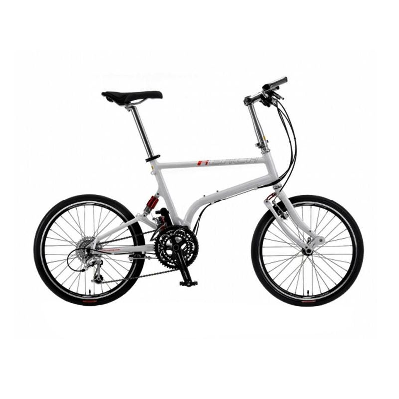 Delta Cycle Reach Trail White Sepeda