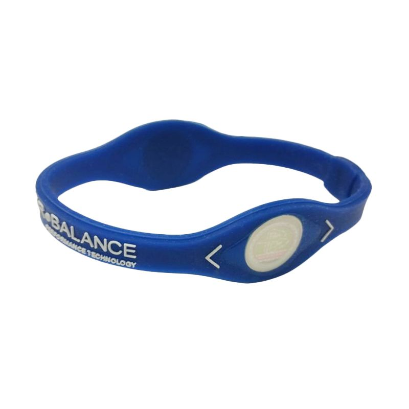 DELTA Cycles Power Balance Biru Gelang
