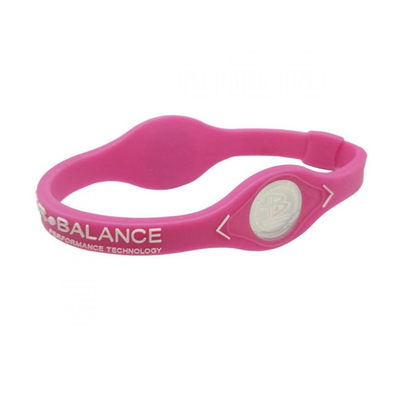 Deltacycles Pink Power Balance Gelang