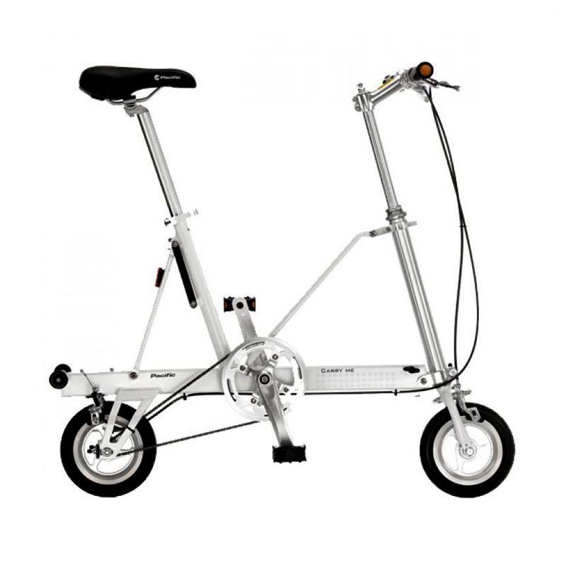 Delta Cycles Carry Me SD AL7005 Putih Sepeda Lipat
