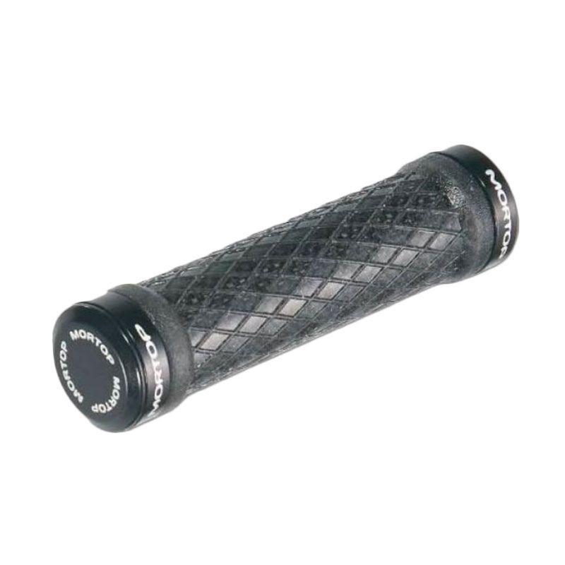 DeltaCycle Mortop Black Grip Aksesoris Sepeda
