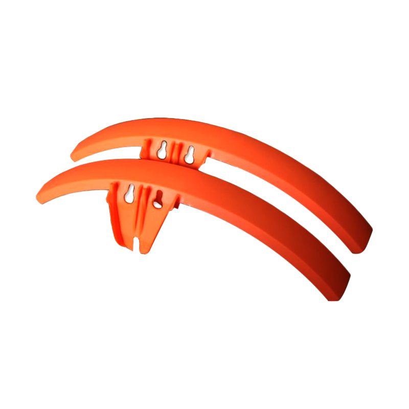 harga DeltaCycles Orange Fender untuk Sepeda Strida Blibli.com
