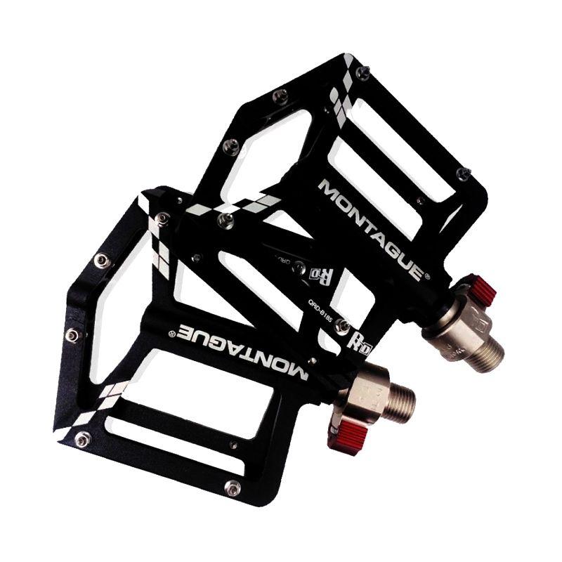 Deltacyles Montague QR Pedal Sepeda