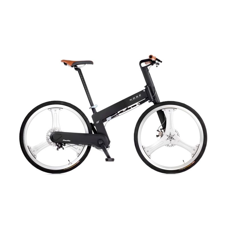 Delta Cycle Pacific IF Mode Black Sepeda