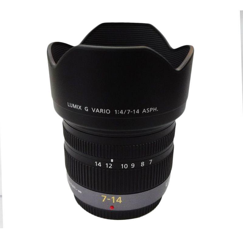 Panasonic Lumix Lens 7-14mm F4 Lensa Kamera