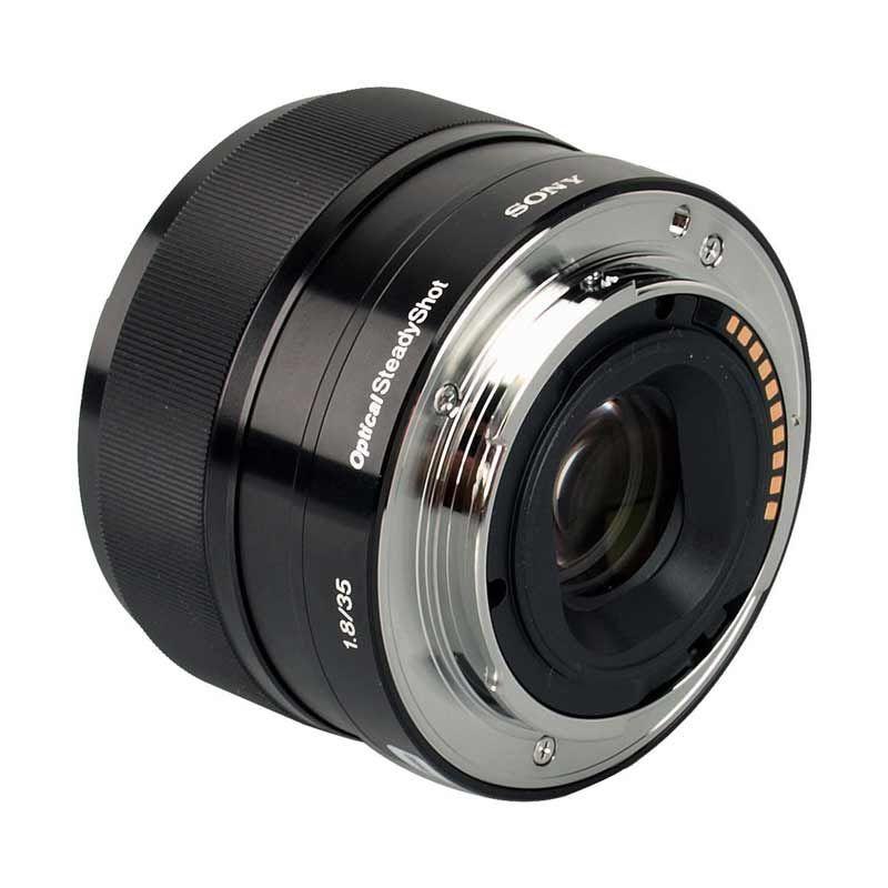 SONY E 35mm F1.8 OSS Lensa Kamera