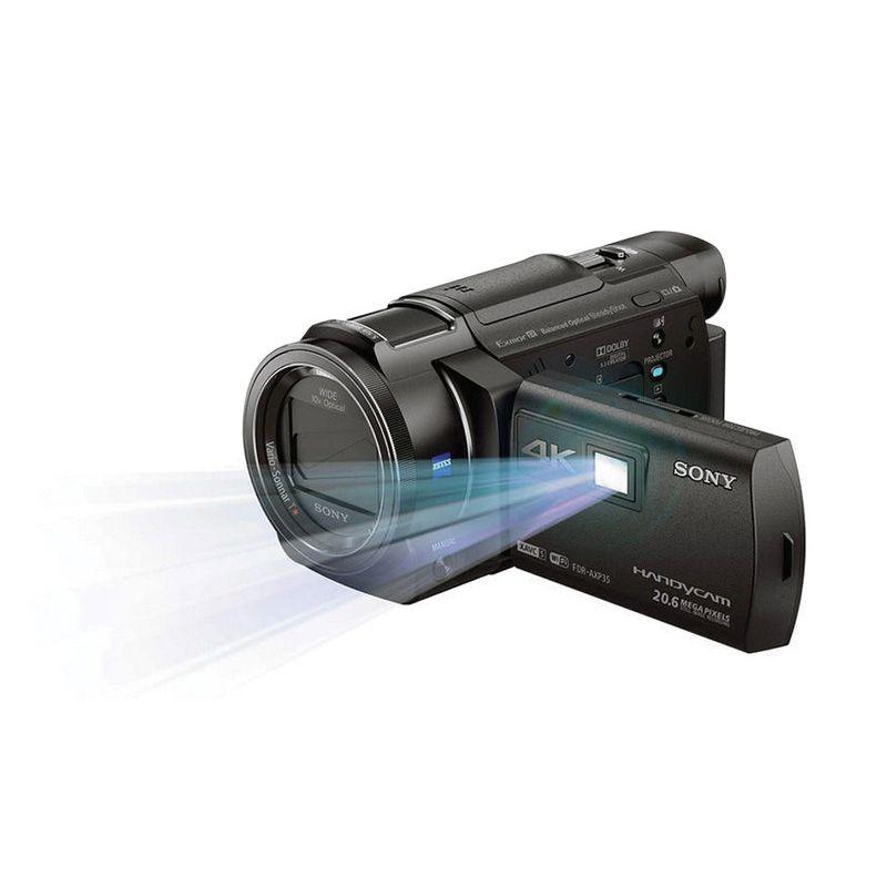 Sony FDR-AXP35 4K Camcorder