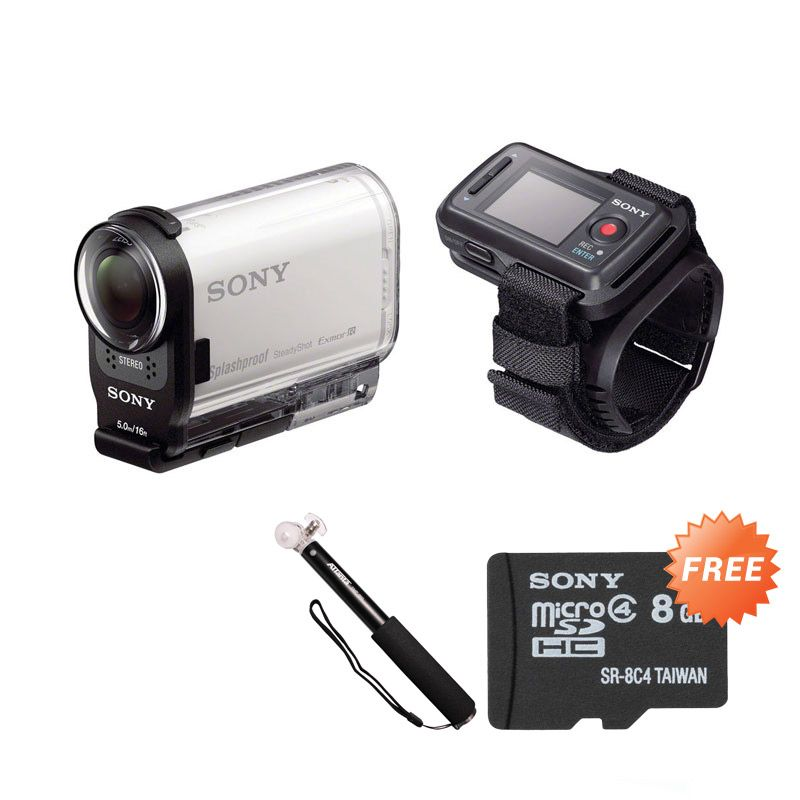 Sony HDR-AS200VR Action Cam