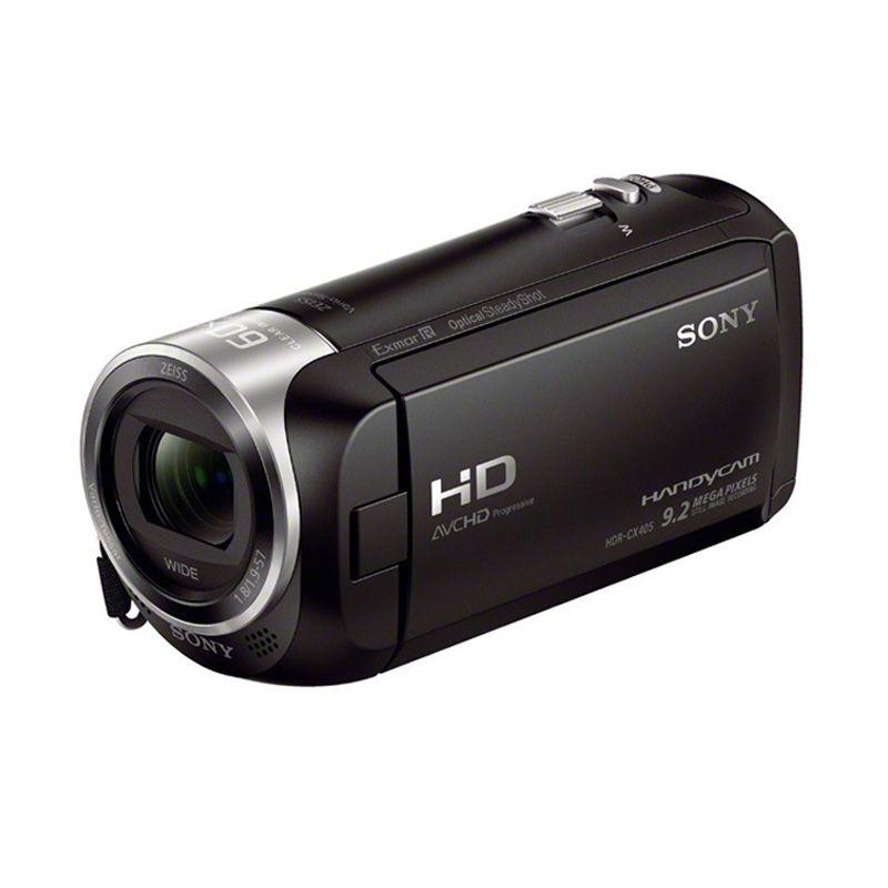 harga Sony HDR-CX405 Camcorder Blibli.com