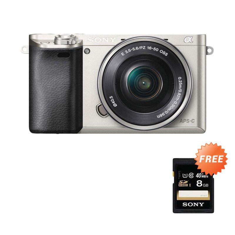 Sony ILCE A6000 L KI...Mirrorless