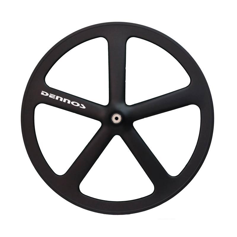 harga Dennos 5 Spoke Roadbike / Fixed Gear Velg Sepeda Blibli.com
