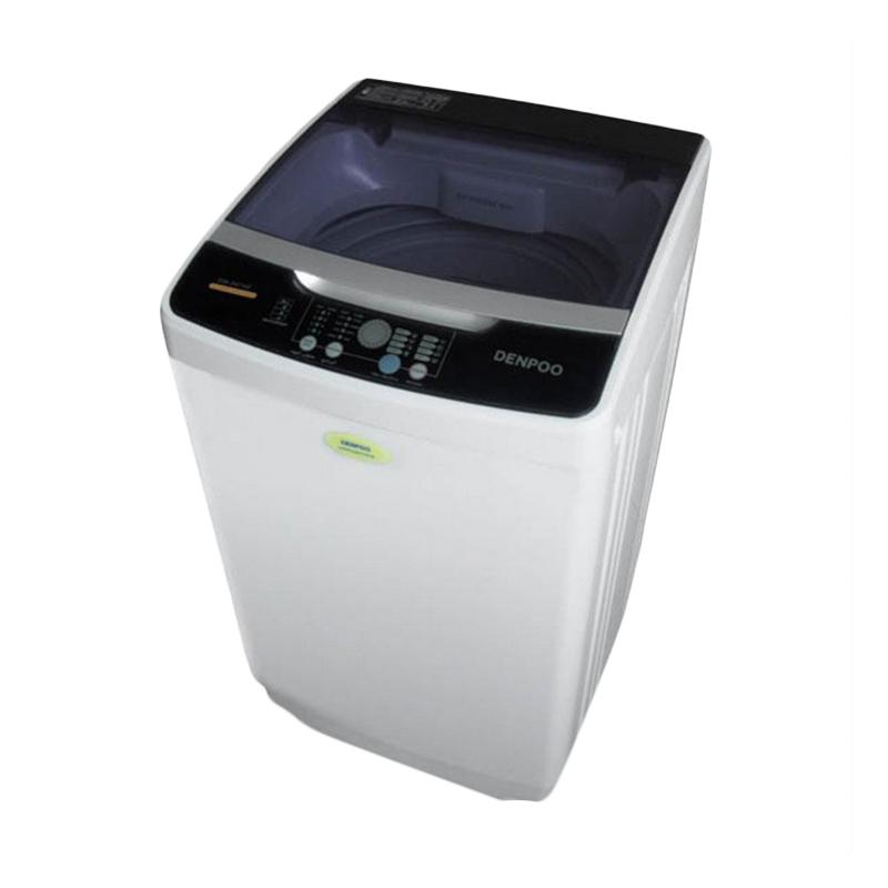 Denpoo DWF-093 Mesin Cuci Full Auto 1 Tabung [7kg] Putih