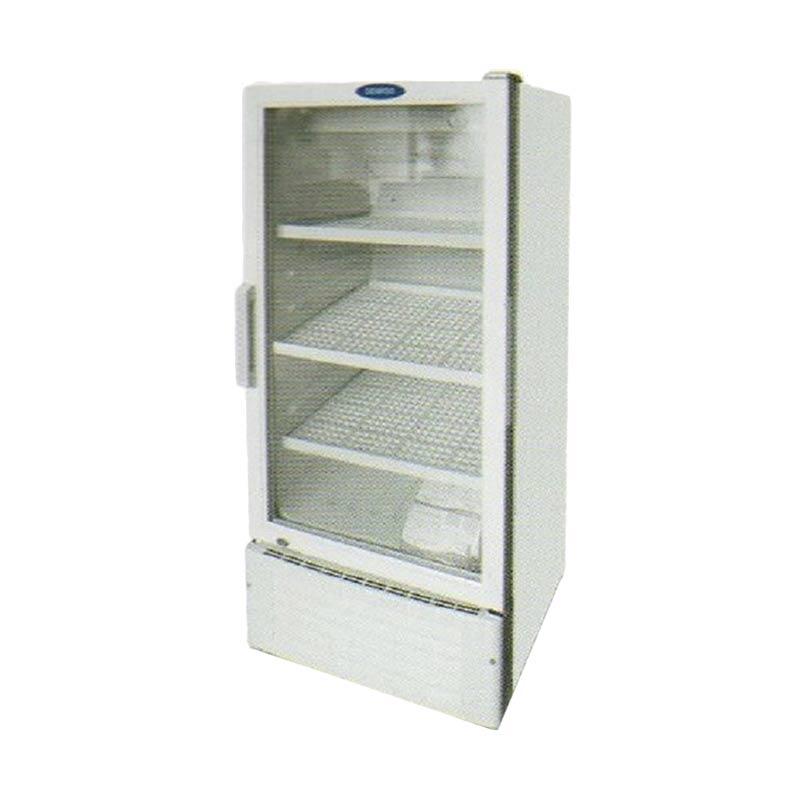 harga Denpoo SC-180 Showcase Refrigerator [150 L] Blibli.com