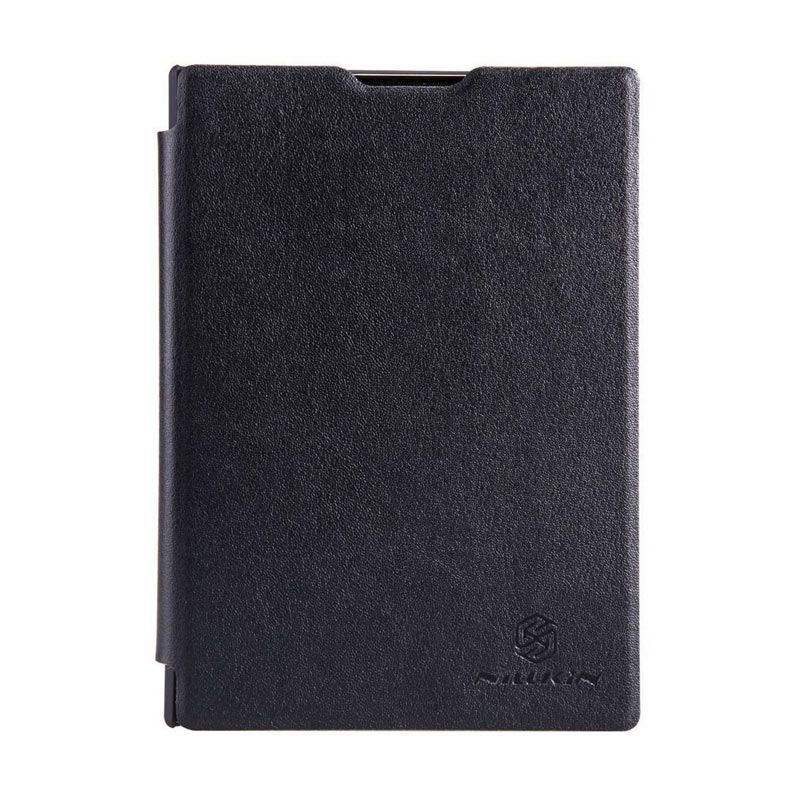 Nillkin V Series Hitam Flip Cover Casing for BlackBerry Passport