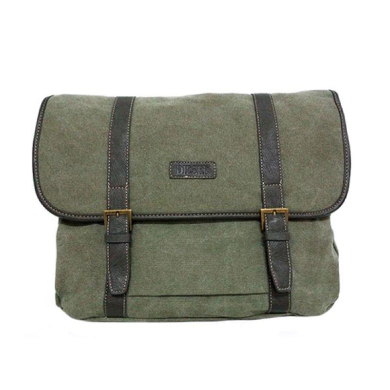 Diesel M1440 Hijau Sling Bag Tas Selempang