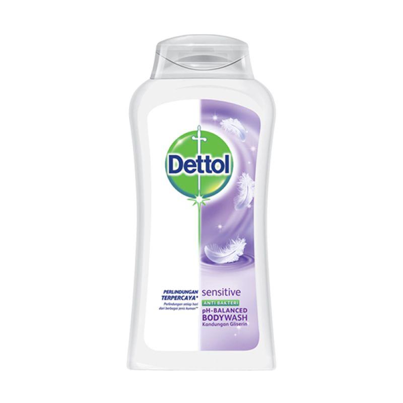 Jual Dettol Bottle Sensitive Sabun Mandi 300 ML Online