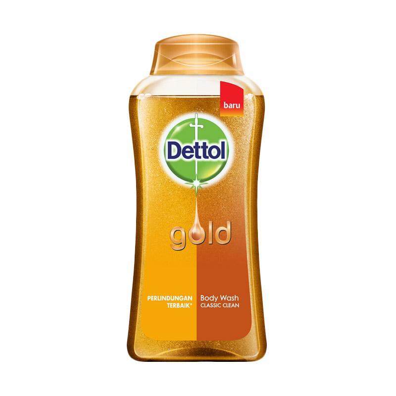 Dettol Gold Body Wash Classic Clean [300 mL]