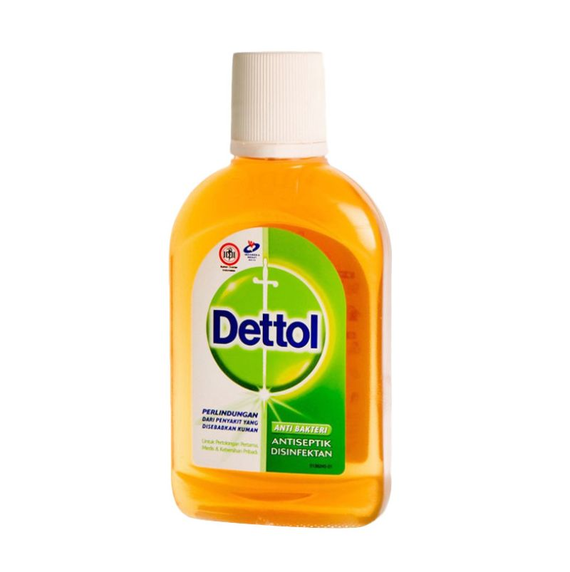 Dettol Liquid Antiseptik Cair [100 mL]