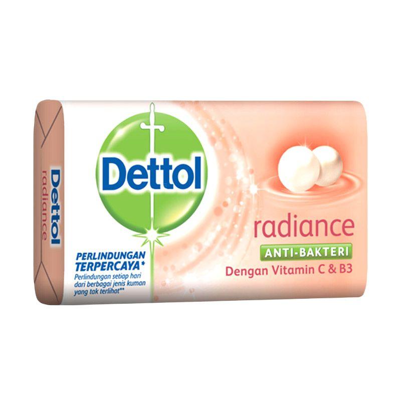Dettol Sabun Anti-Bakteri Radiance [105 gr]