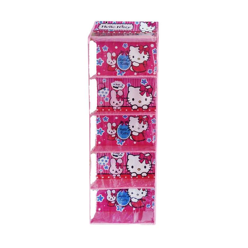 Dhewi's Hanging Shop Rak Tas Gantung / Hanging Bag Organizer Hello Kitty