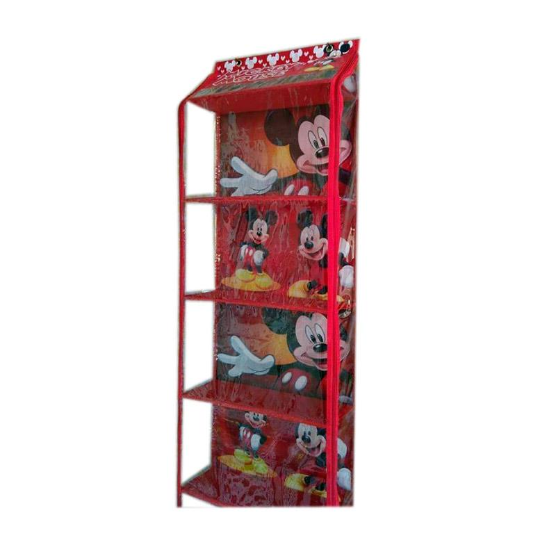 Dhewi's Hanging Shop Rak Tas Gantung Mickey