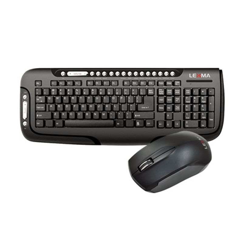 Lexma LS8310R Keyboard & Mouse Set