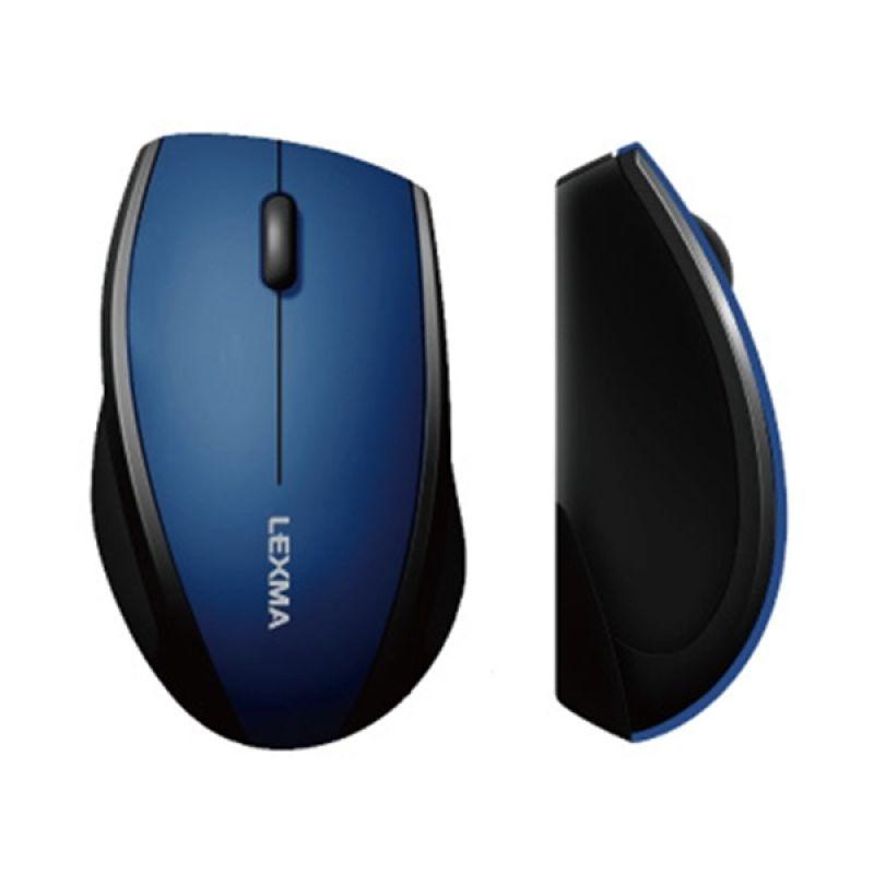 Lexma M265R Blue Mouse