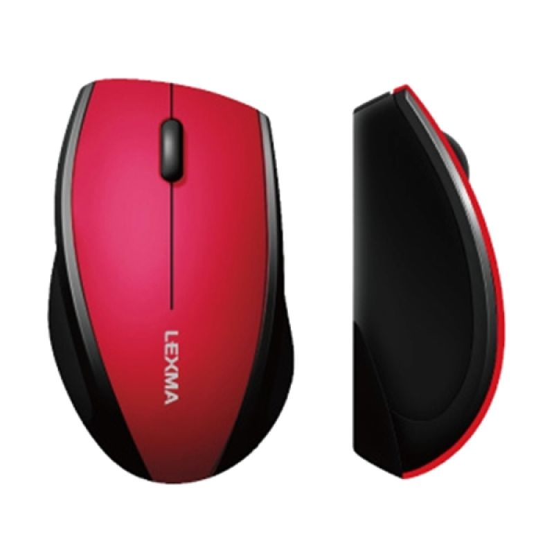 Lexma M265R Pink Mouse Wireless