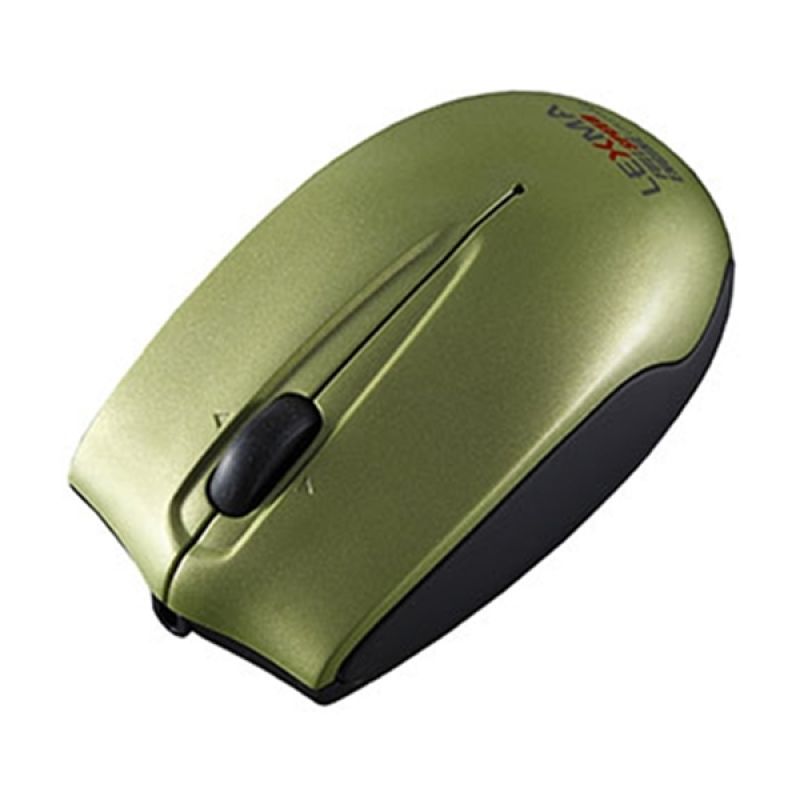 LEXMA M560 Green Mouse