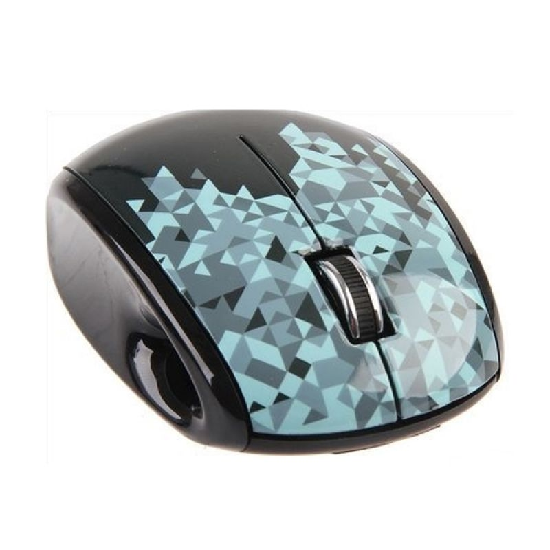 Lexma M710R Green Mouse