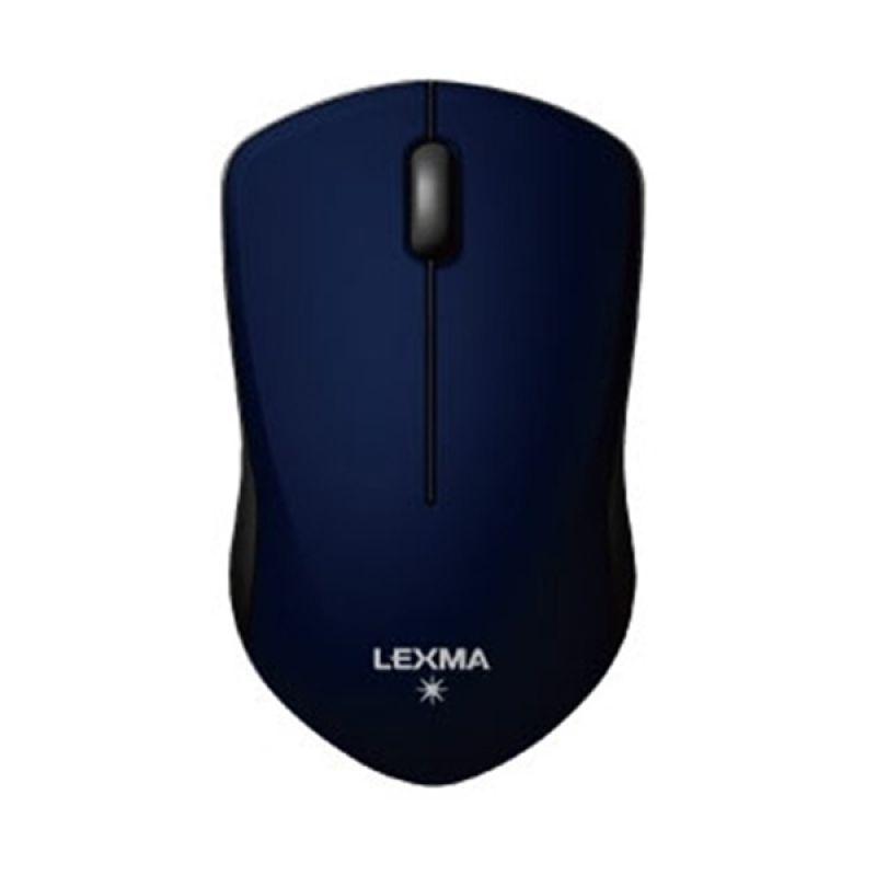 LEXMA M726R Blue Mouse