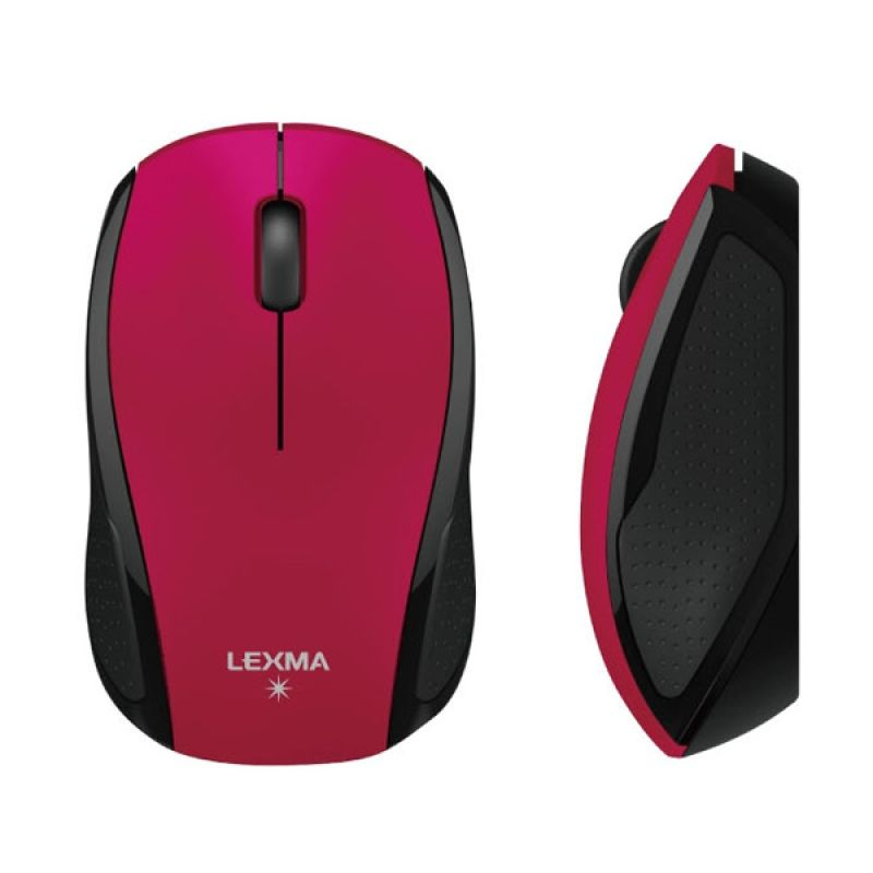 Lexma M727 Pink Mouse