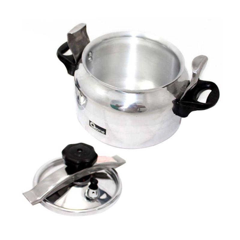 Oxone Alupress Alumunium Pressure Cooker [4 L]