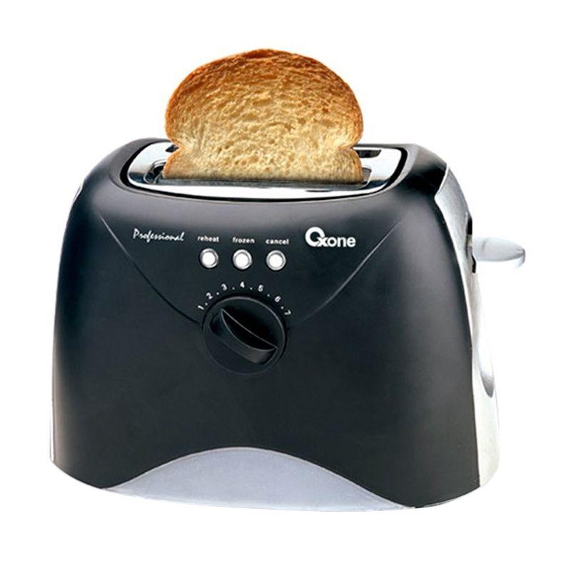 Oxone OX-222 Hitam Bread Toaster
