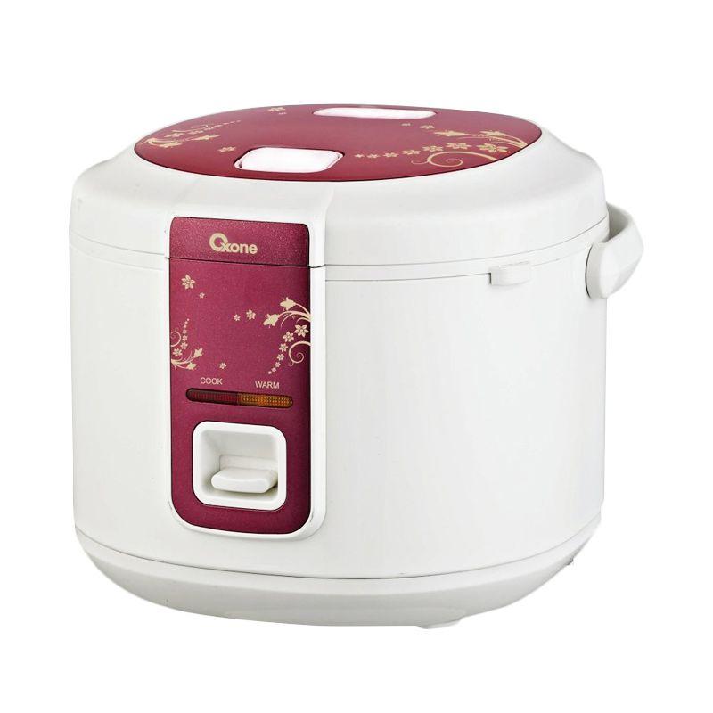 Oxone OX-820N Merah Putih Rice Cooker
