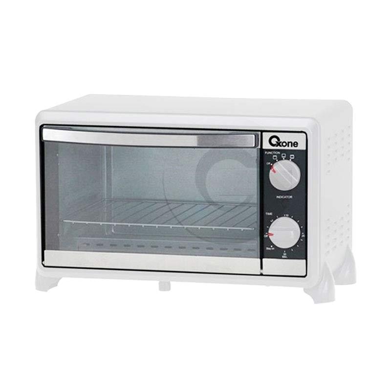 Oxone Toaster OX-828 Putih Oven [12 Liter]