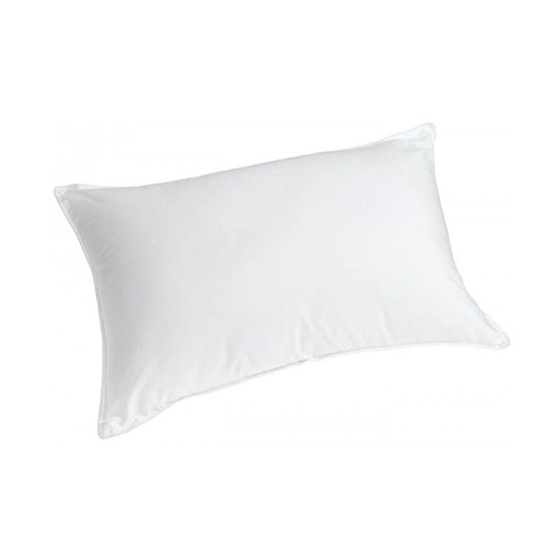 COZYLILA - Bantal Soft Smooth Bulu Angsa - CZY15CZ0004W - PUTIH