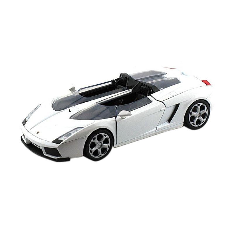 Motormax Lamborghini Concept S Putih Diecast [1:24]