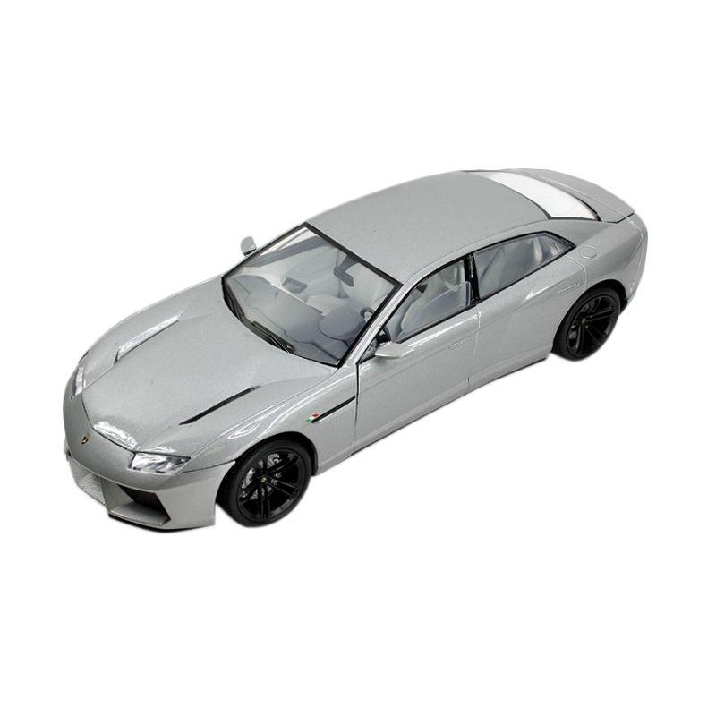 Motormax Lamborghini Estoque Grey Diecast [1:24]