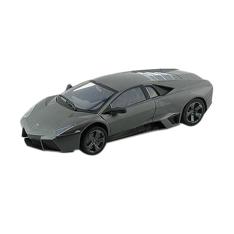 Motormax Lamborghini Reventon Grey Diecast [1:24]