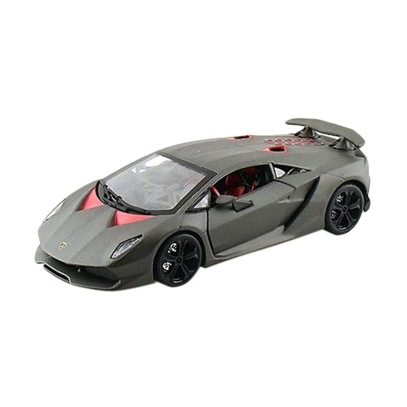 Motormax Lamborghini Sesto Elemento Grey Diecast [1:24]