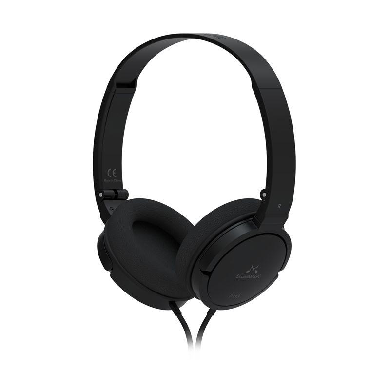 SoundMAGIC P11S Portable Black Headset
